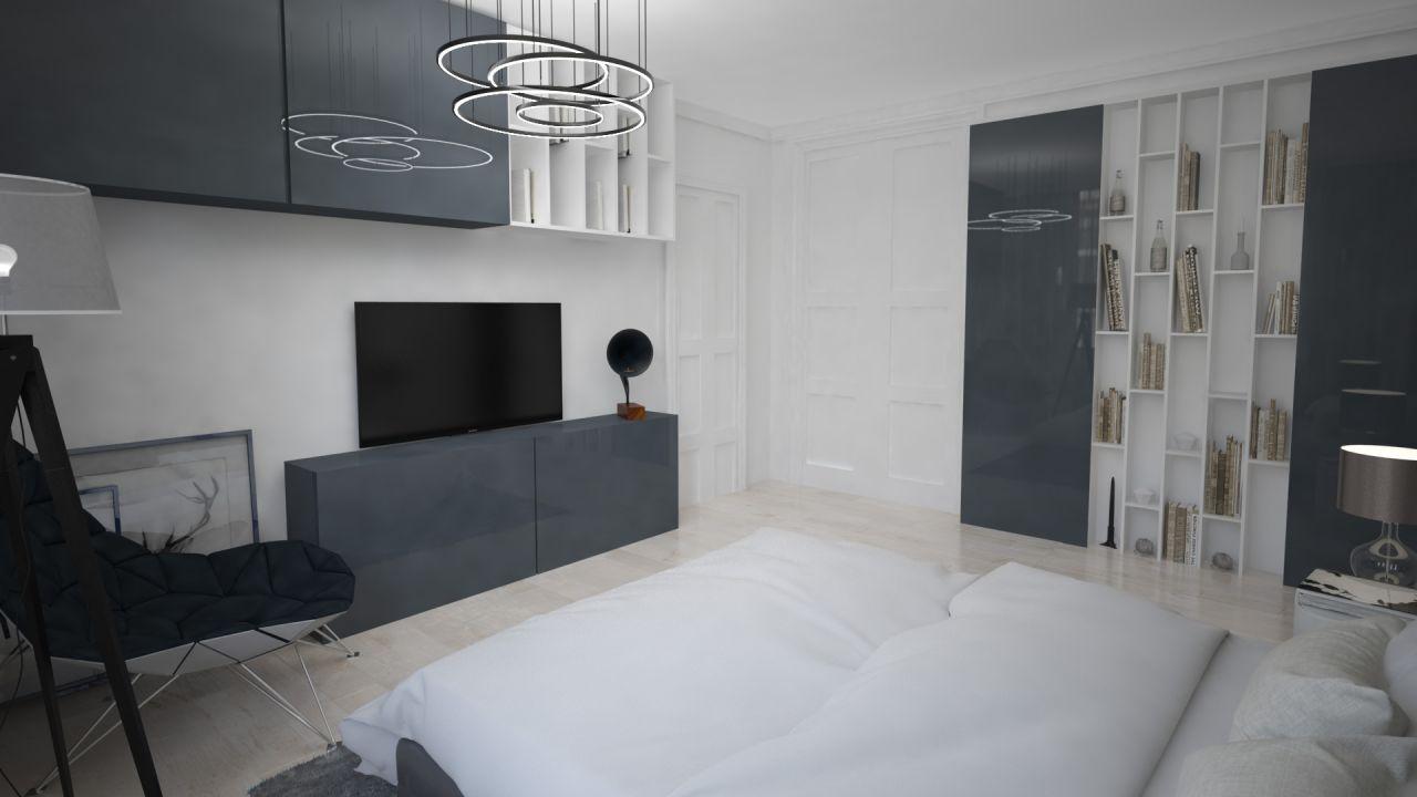 Amenajare interioara apartament B