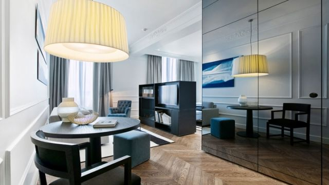 Amenajare interioara Hotel Adriatic