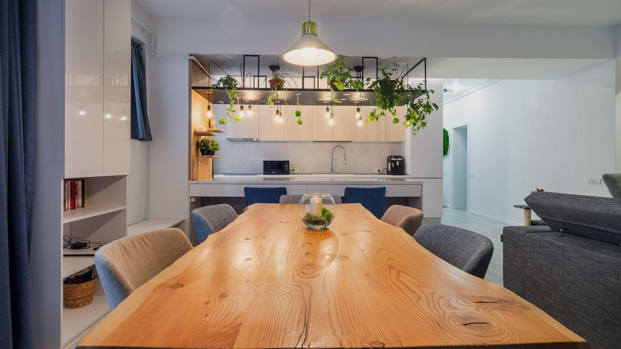 A&A apartment @ Elle Decoration